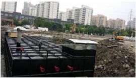 抗浮式地埋箱泵一体化 地埋式箱泵一体化泵站