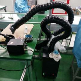 广电子厂焊锡排烟装置 激光焊烟除烟除尘器
