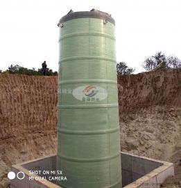 金泽供水设备一体化预制泵站的使用原理个方法
