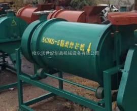 水稻种子脱芒机 5CMD-5型水稻脱芒机