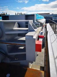 威程厢式压滤机高效快捷 处理各种污水固液分离
