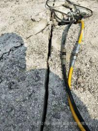 矿洞开采用劈裂棒可以降低成本