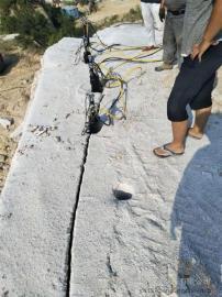 基坑代替爆破开采石头好方法
