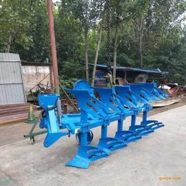 多铧液压翻转犁 鲁晨机械多型号供货 深耕犁地机