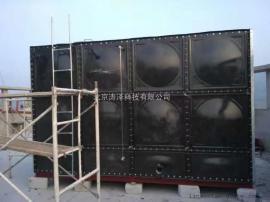 涛泽科技搪瓷板水箱20立方米镀锌水箱