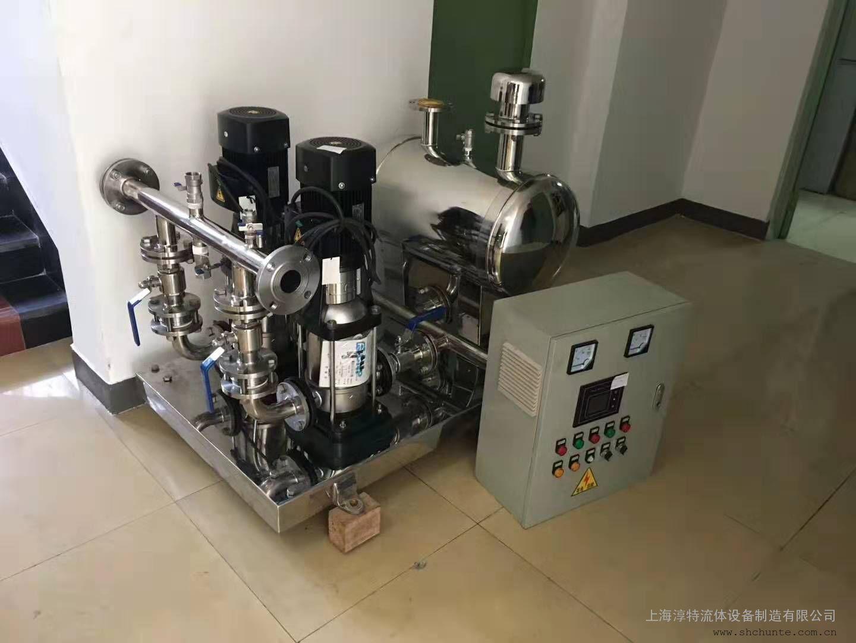 无负压变频供水设备结构图/无负压变频供水设备原理