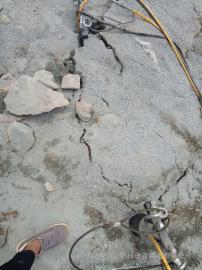 矿山开采石头快的机械