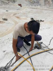开采矿山岩石劈裂棒