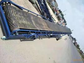 小型物流皮带输送机 可移动升降 砂石皮带机