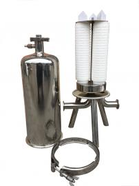 不�P�筒立式�^�V器,微孔膜高精度�水�^�V器