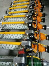 煤矿用MQT-130/2.8气腿式锚杆钻机 现货加强型支腿式锚杆钻机