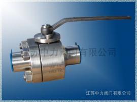 不锈钢高温高压球阀Q61Y