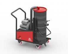 迈菲斯 移动式户外吸尘器吸道路小石子树叶用汽油机工业吸尘设备