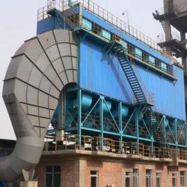 10吨生物质锅炉除尘器改造投入运行成功