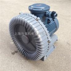 4KW高压风泵,化工气体输送高压防爆风机