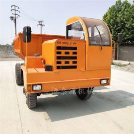 农用运输车 四驱四不像车 15吨拉沙拉土运输车