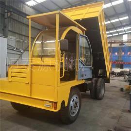 12吨四驱四不像 双人驾驶室拉毛竹专用车山区拉甘蔗自卸车