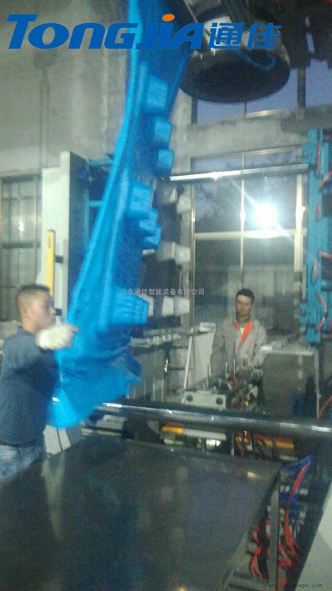 塑料托盘生产设备 九角托盘生产机器 吹塑机