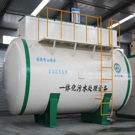 一体化社区生活污水处理设备套 养殖场养猪污水处理设备规格