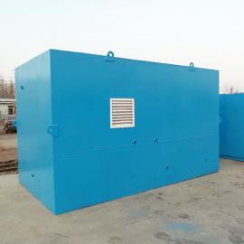农村生活污水处理一体化设备使用说明书 养殖污水处理设备图片