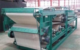 污泥处理设备泥浆处理设备污泥处理带式压滤机