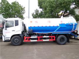 养殖业粪污清理运输5立方6立方吸污车尺寸-参数及售价