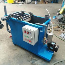 益海环保小水量石油化工污水小型可移动气浮机处理设备规格齐全