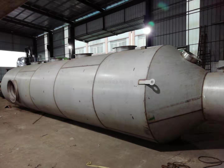 朝晖隧道窑炉烟气净化塔ZH-HB-YQ-10K