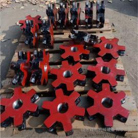 定制船用链轮 16*50-7齿锚链轮 纯锻造斗式输送机链轮