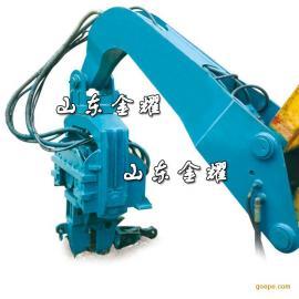 移动式破碎机铲斗 挖掘机破碎斗 破碎机机械设备