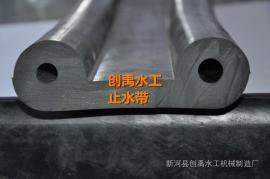 钢边橡胶止水带、遇水膨胀橡胶止水带、平板式止水带、橡胶止水