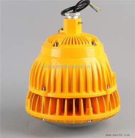 水泥厂FGA1202-护栏立杆式LED防爆灯60w带应急照明