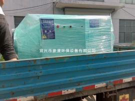 UV光解+活性炭吸附一体化处理设备工业 喷漆废气处理