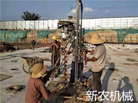 清桩工具鑫农XN500带支架掏桩芯泥取土器