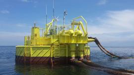风光互补发电海上石油钻井平台无线视频监控-英飞
