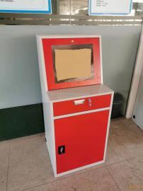 定制PC工业机柜数控机床电脑柜多功能组合电脑柜防尘电脑柜