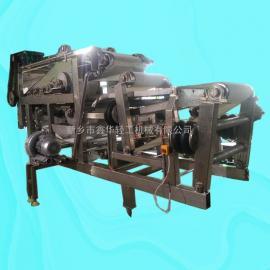 鑫华不锈钢带式压榨机品质有保障值得信赖
