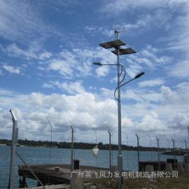风光互补发电河道无线视频监控-风光互补发电系统-英飞