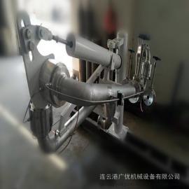 LNG专用鹤管 低温液化气鹤管