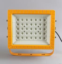 100w锅炉房LED防爆照明灯,立杆式安装LED防爆灯