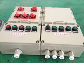 防爆照明箱 BXD71-T8/16K