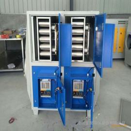 低温等离子净化器 等离子除臭设备 低温等离子油烟净化器