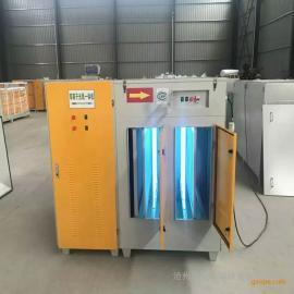uv光触媒光氧净化器15000风量催化处理设备 等离子光氧一体机