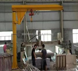 立柱式悬臂吊规格,款式利欣工业