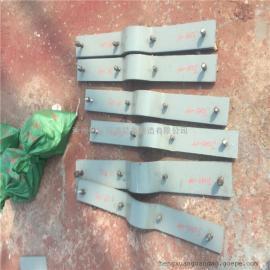 吊架立管短管夹 D10立管短管夹 立管短管夹标准图集