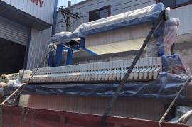 石材废水处理压滤机怎么选 兴泰提供优质大理石废水压滤机
