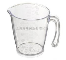 美国进口CAMBRO 量杯 4L塑料不碎量杯 聚碳酸酯量杯