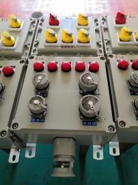 BXX52-4KXX��o火花插�N防爆�源插座箱、ExdeIIBT6
