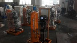 全自动承压1.6Mpa暖通系统闭式循环水系统真空脱气装置