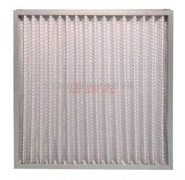空调机组板式G4初效净化空气过滤器 高铁空调过滤网 车间除尘网